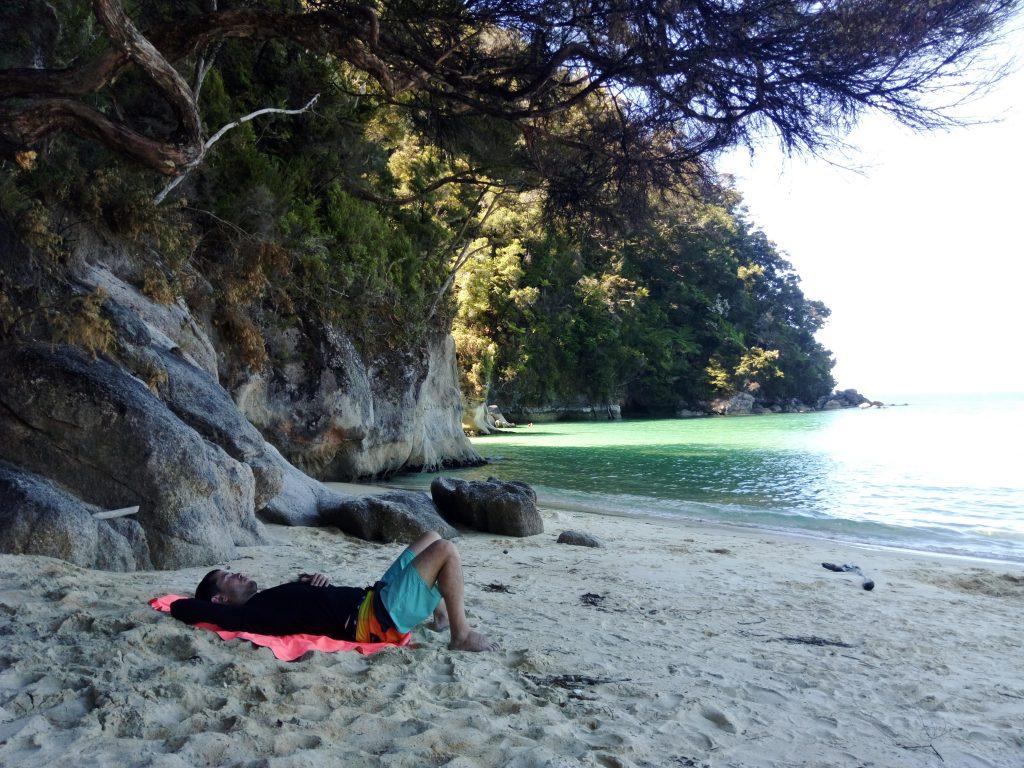 Cuando ir verano, Abel Tasman Coast Track