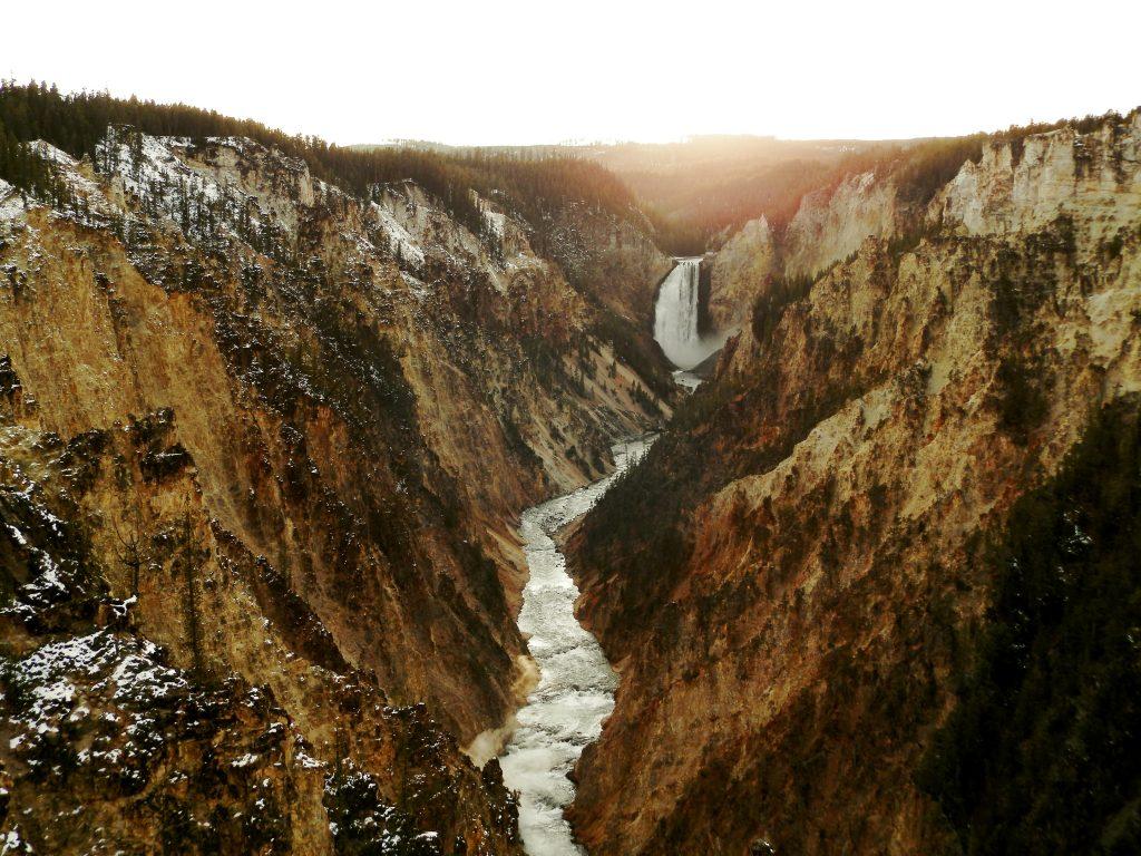EEUU Oeste Yellowstone