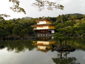 Japón Templo Kinkaku-ji en Kyoto