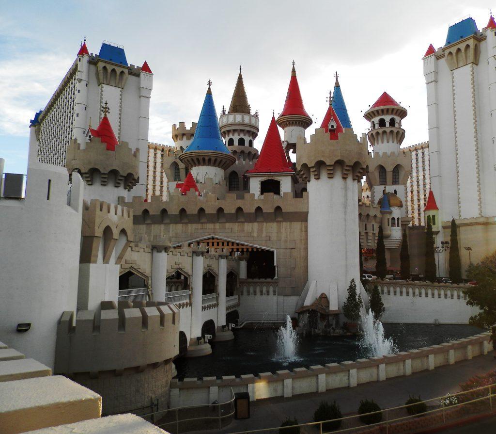 EEUU Oeste Hotel Excalibur