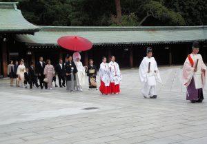 Japón Santuario Meiji en Kyoto