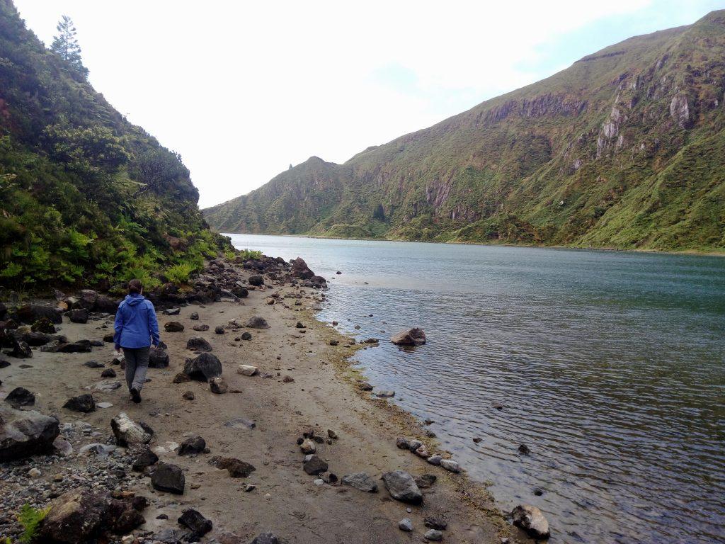 Ruta por la Lagoa do Fogo