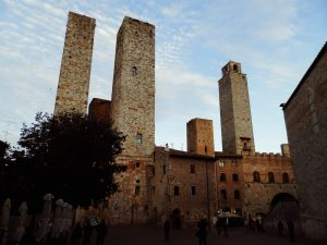 Italia Toscana San Gimignano