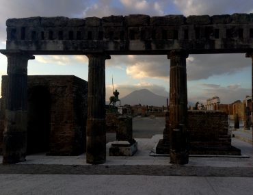 Napoles Pompeya