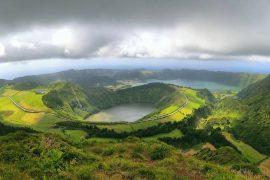 Azores, isla de Saõ Miguel en 5 días