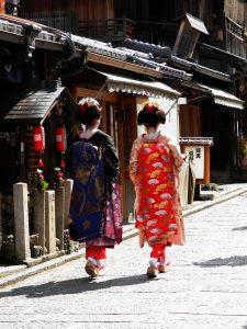 Japón Geishas