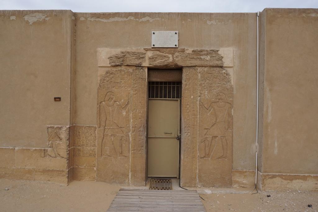 Mastabas de Saqqara, Egipto