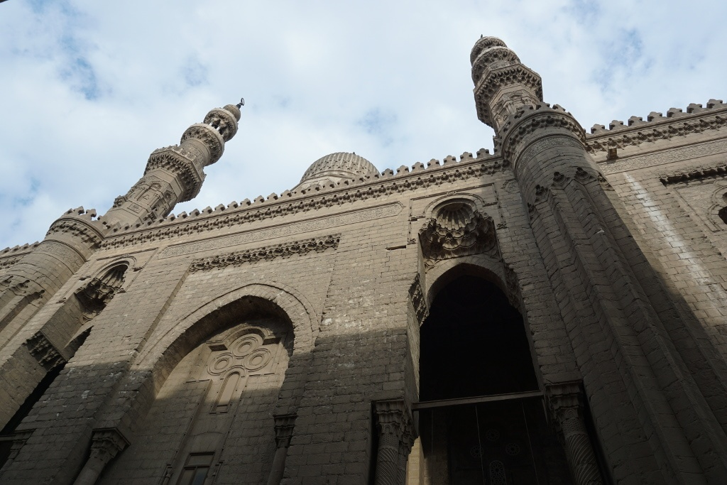Mezquita de Al-Rifa'i, El Cairo, Egipto