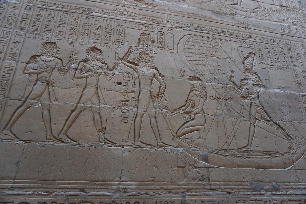 Templo de Edfu, Egipto
