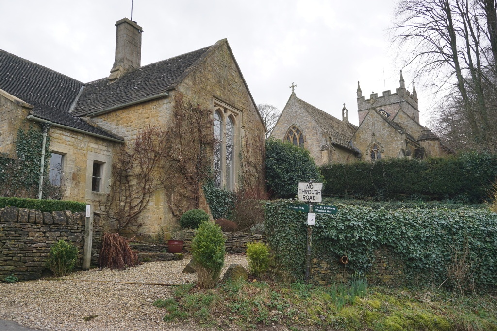 Upper Slaughter, Costwolds