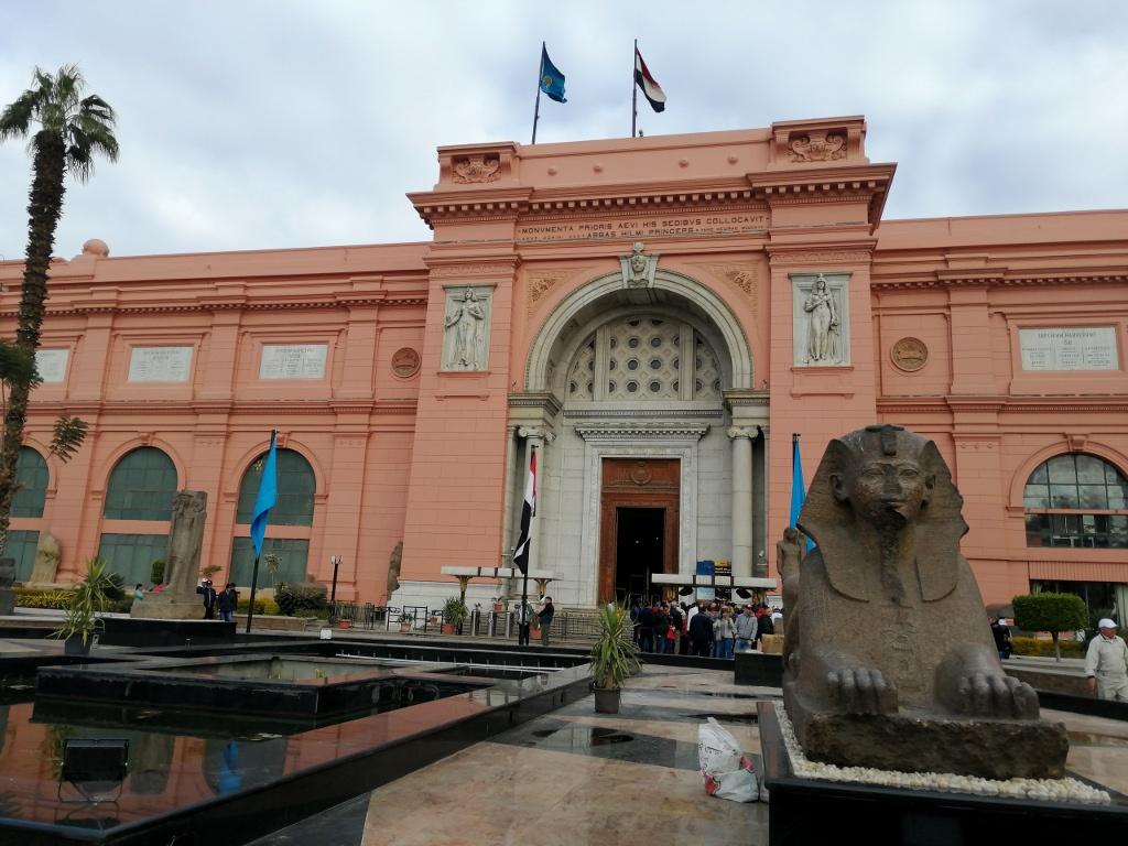 Museo Egipcio, El Cairo, Egipto