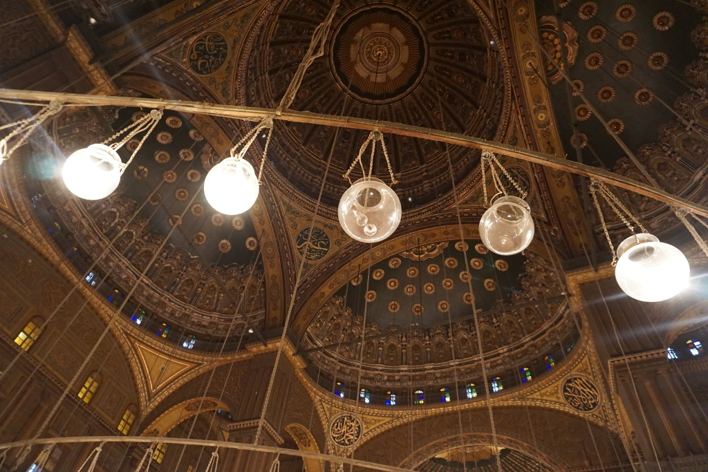 Mezquita de Alabastro, El Cairo, Egipto