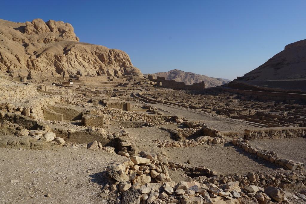 Deir el-Medina, Egipto