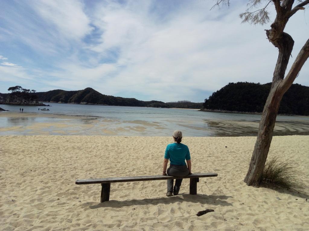 Torrent Bay, Abel Tasman Coast Track
