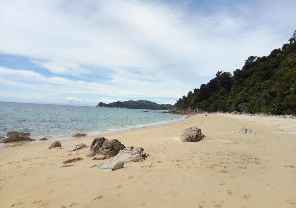 Totaranui Beach, Abel Tasman Coast Track