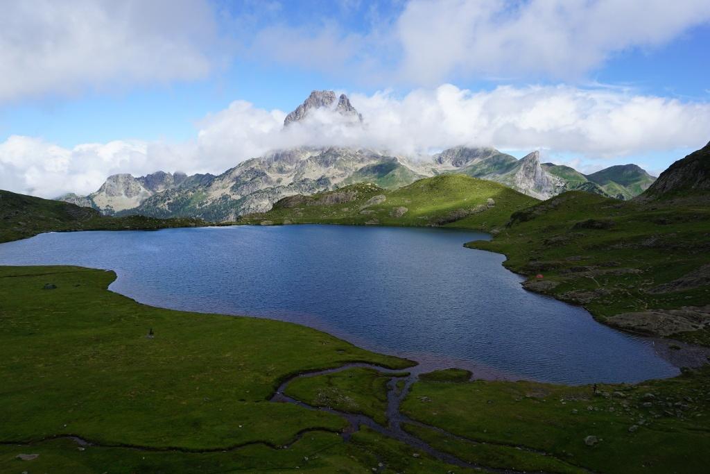 Parc National des Pyrénées, Lacs de Ayous