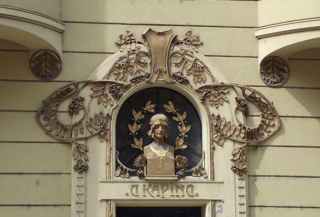 Art Nouveau en Praga