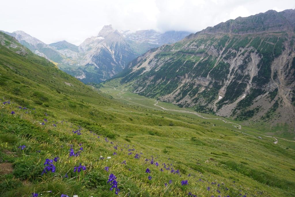Parque Nacional de Ordesa y Monte Perdido, Valle de Bujaruelo, Valles de Otal y Ordiso