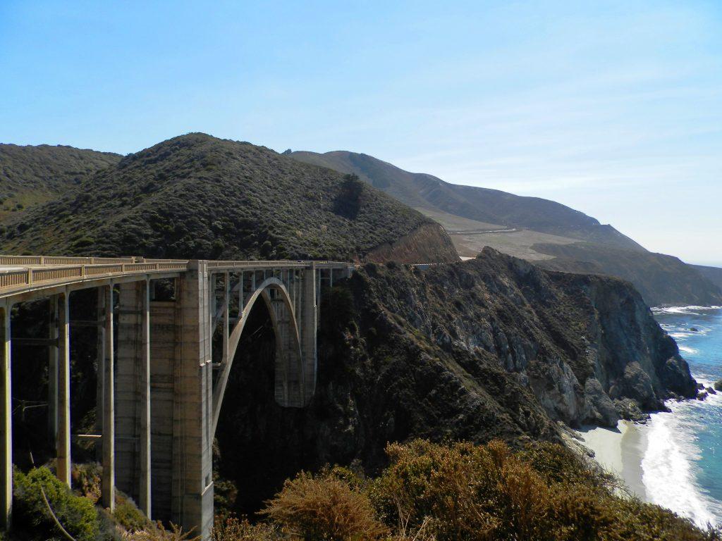 Bixby Creek Bridge, Big Sur