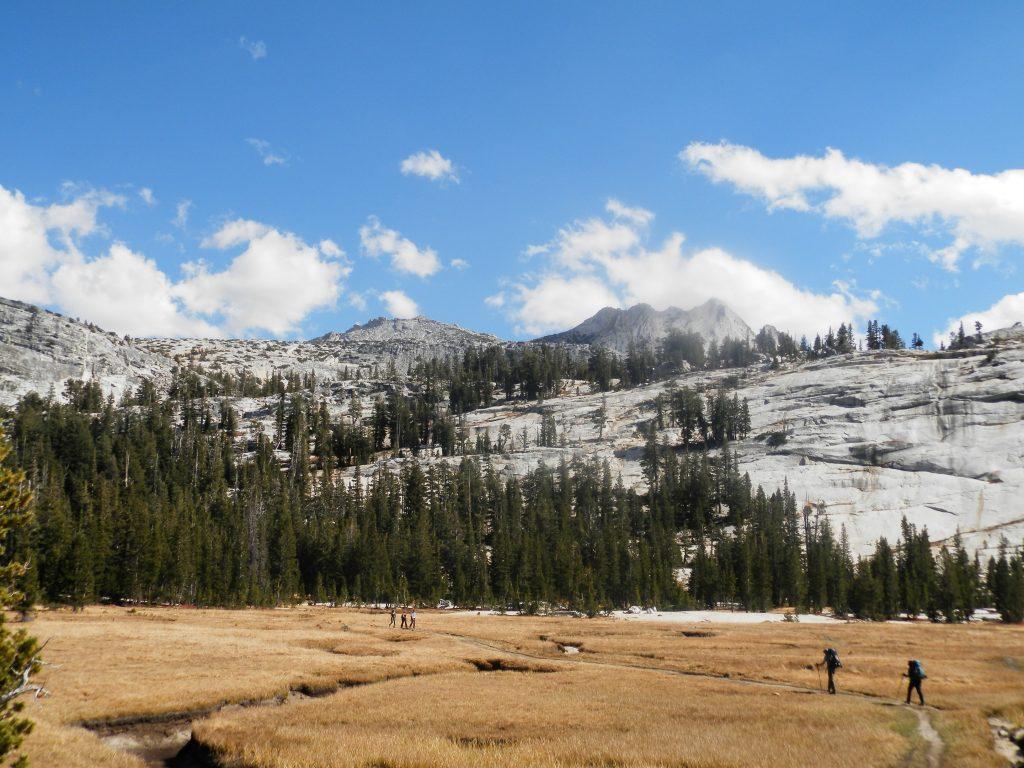 Cathedral Lakes Trail, Yosemite National Park