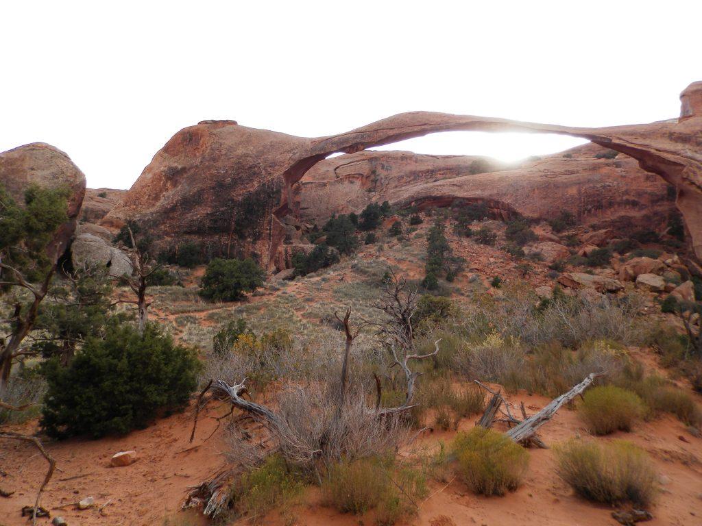 Landscape Arch, Arches National Park