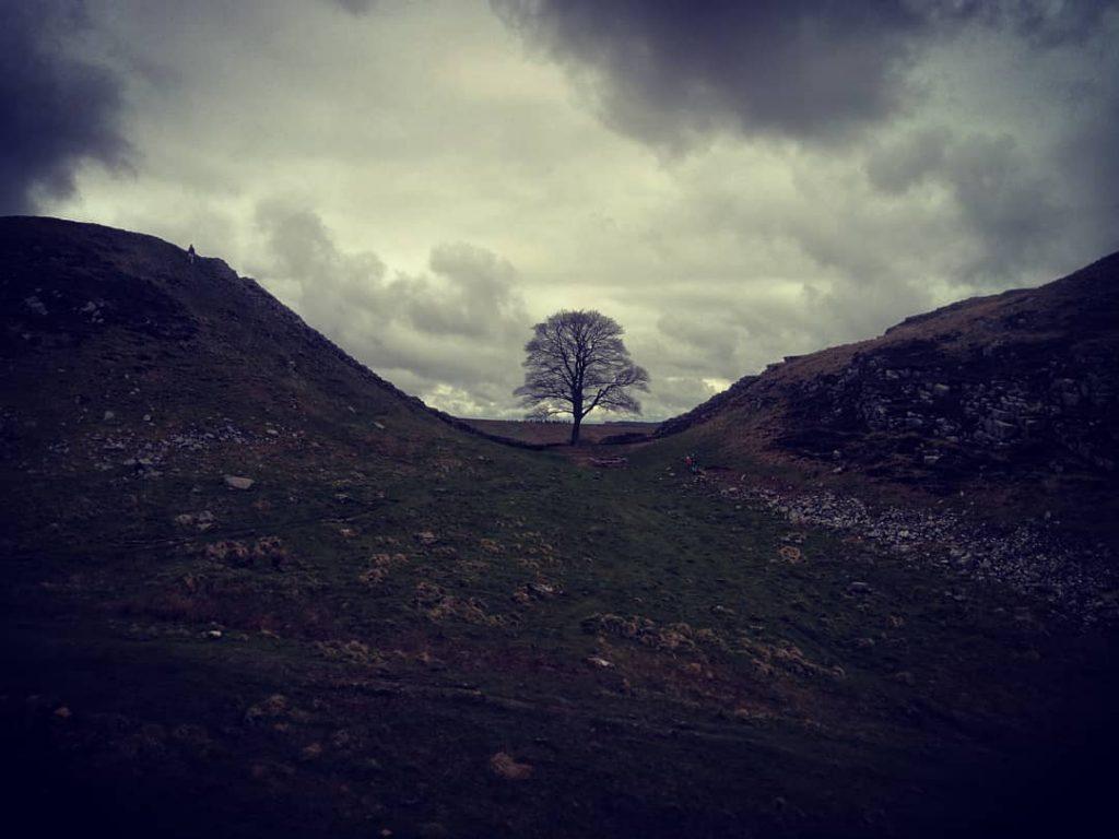 Inglaterra Muro de Adriano