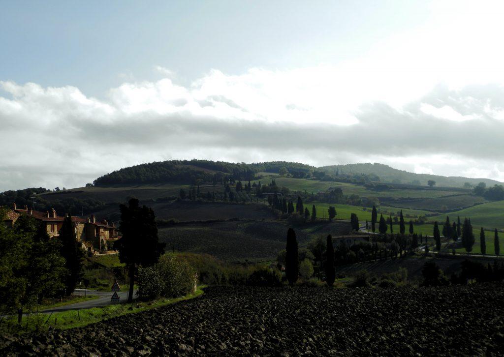 Italia Toscana Monticchiello