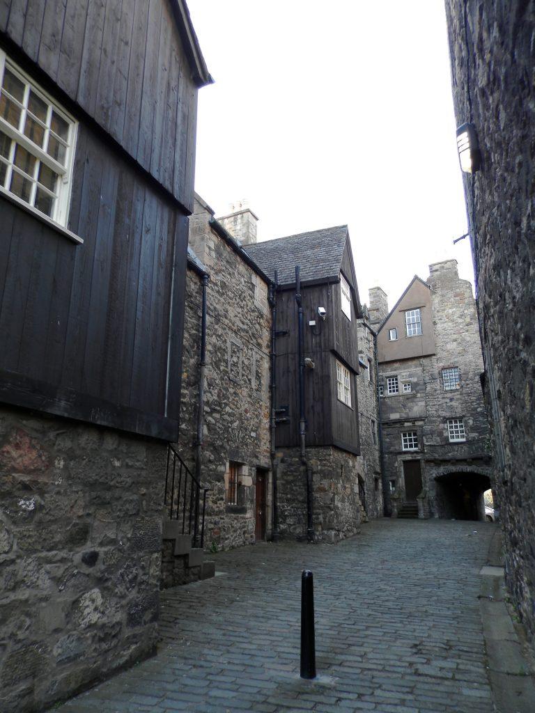 Escocia Bakehouse Close Edinburgh