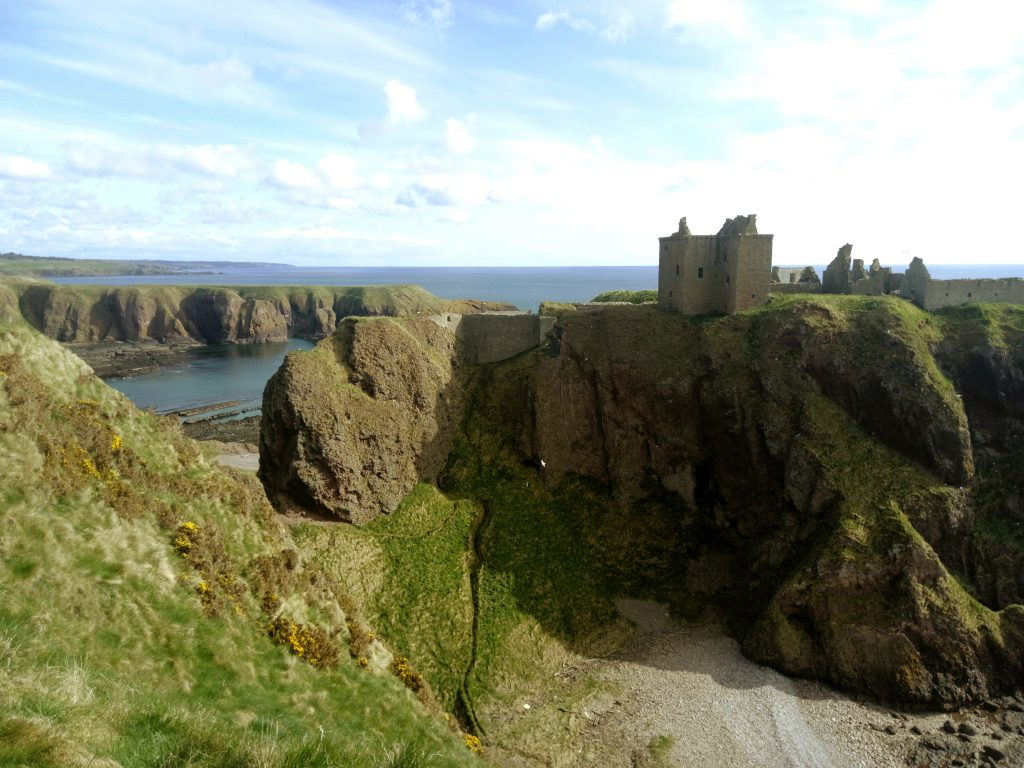 Escocia Dunnottar Castle