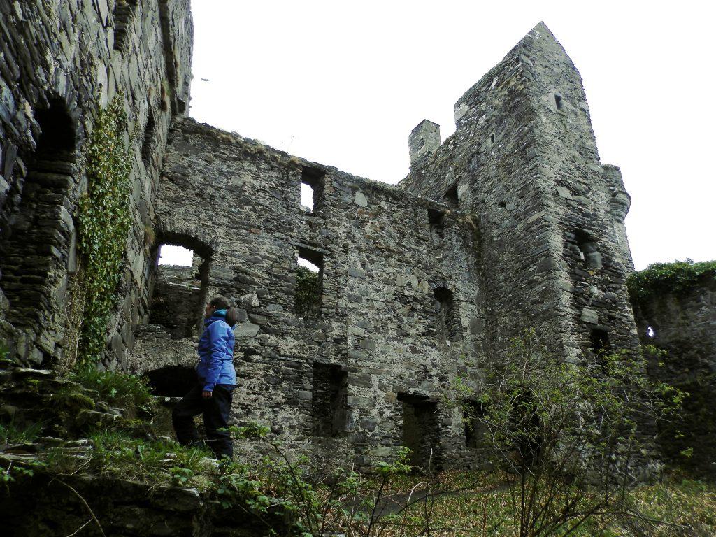 Escocia Tioram Castle