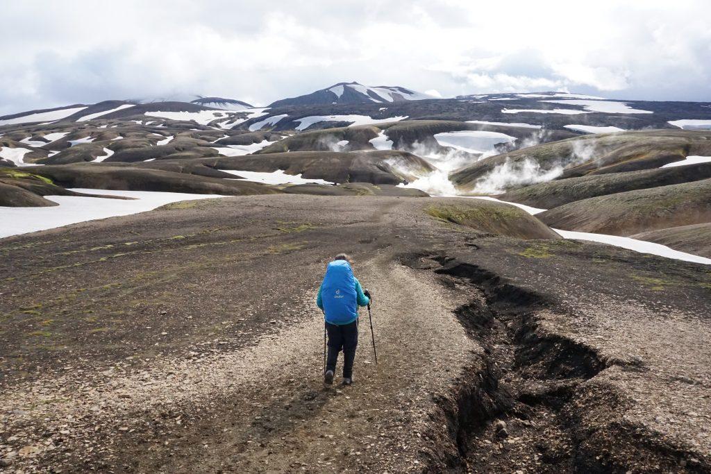 Trekking Laugavegur a finales de agosto