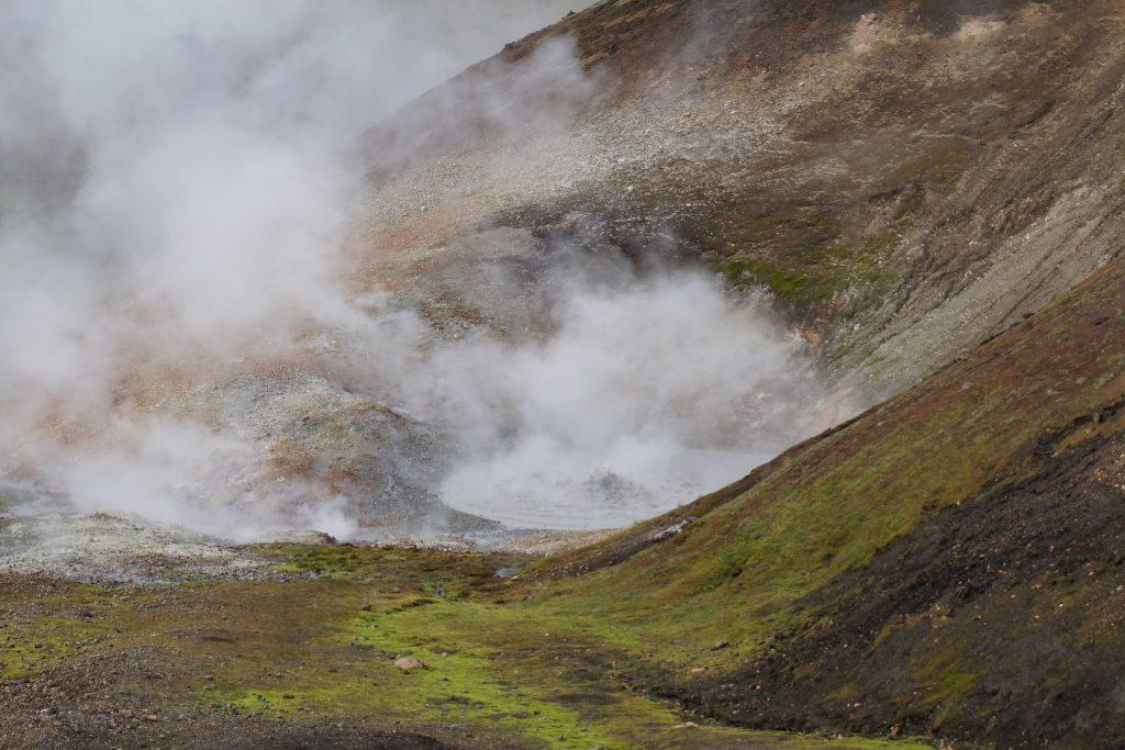 Mud Pot Trekking Laugavegur, Islandia
