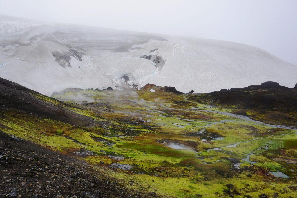 Cueva de hielo de Ishellar