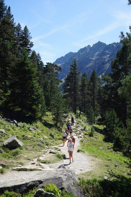 Parc National des Pyrénées, Lac du Gaube, Occitania