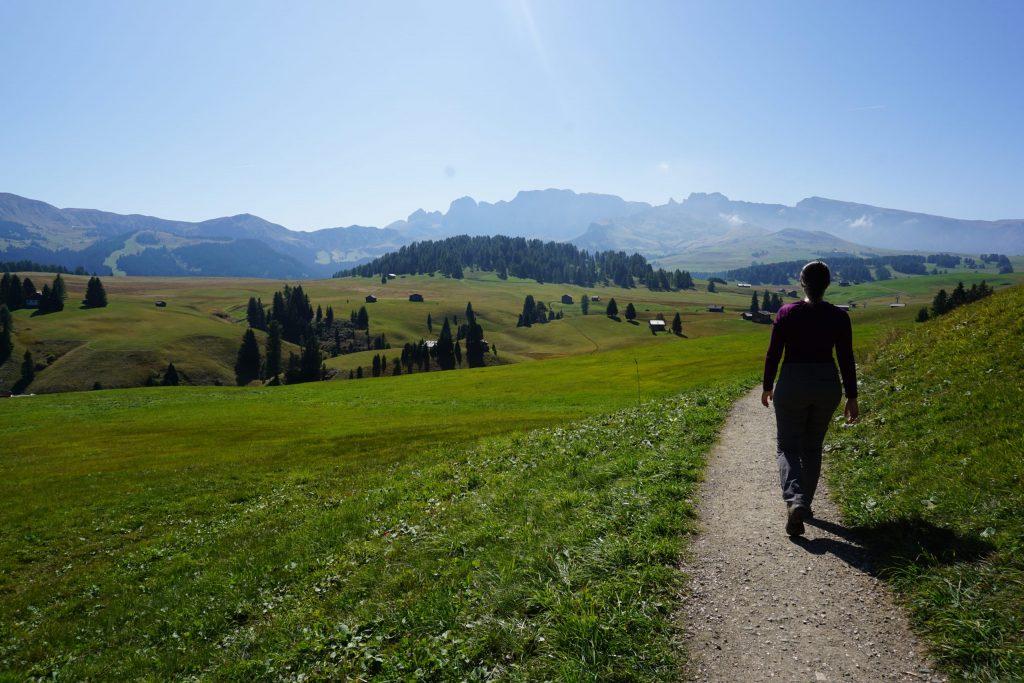 Alpe di Siusi, Dolomitas