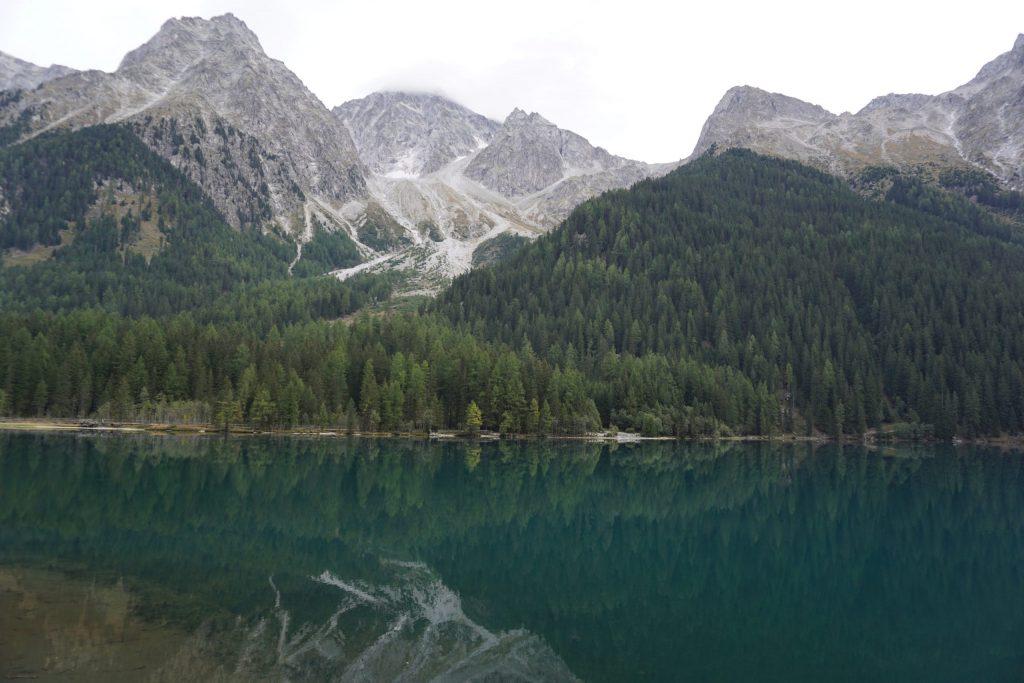 Lago di Anterselva, Dolomitas