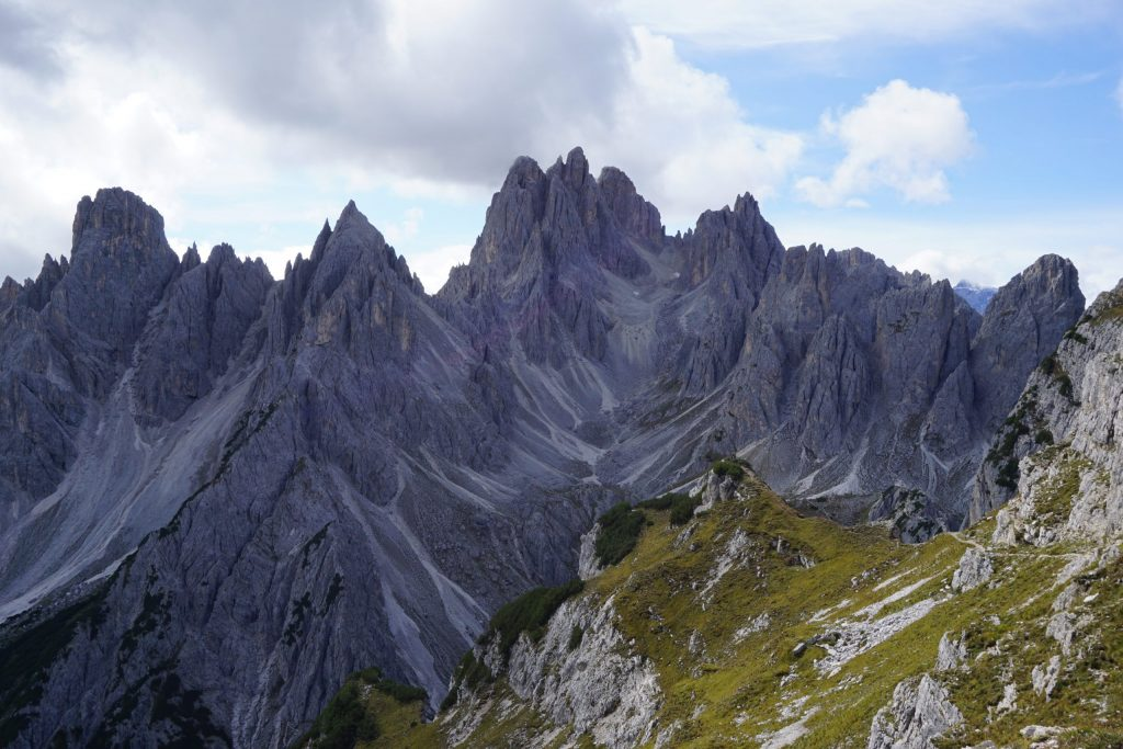 Cadini di Misurina, Dolomites