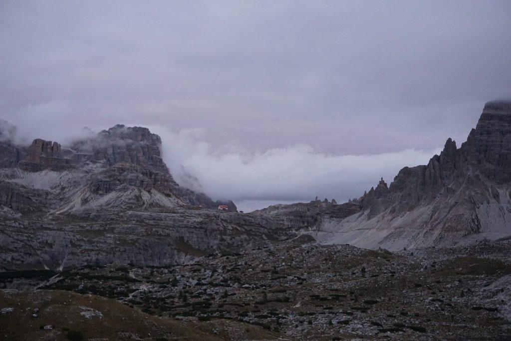 Trekking Tre Cime di Lavaredo, Dolomitas