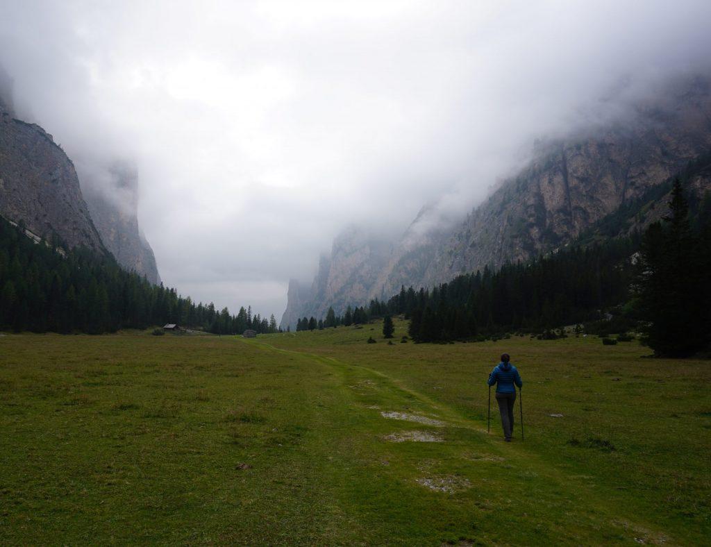 Trekking Altipiano Puez-Odle, Dolomites