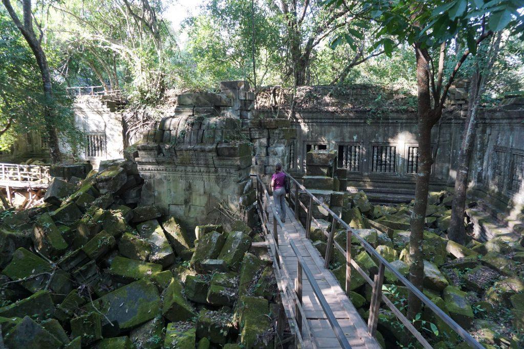 Templo Beng Mealea