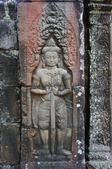Talla en Ta Phrom