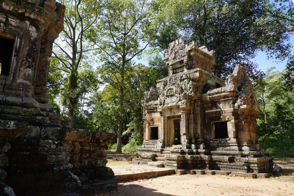 Templo Chau Say Tevoda
