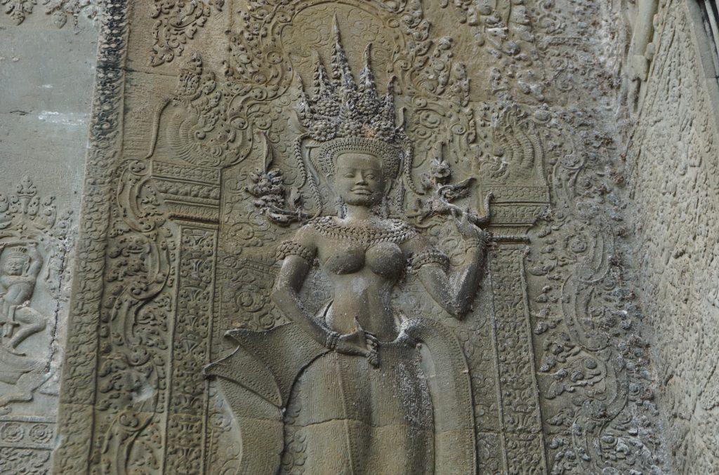 Devata Angkor Wat