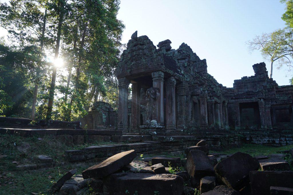 Templo Preah Khan