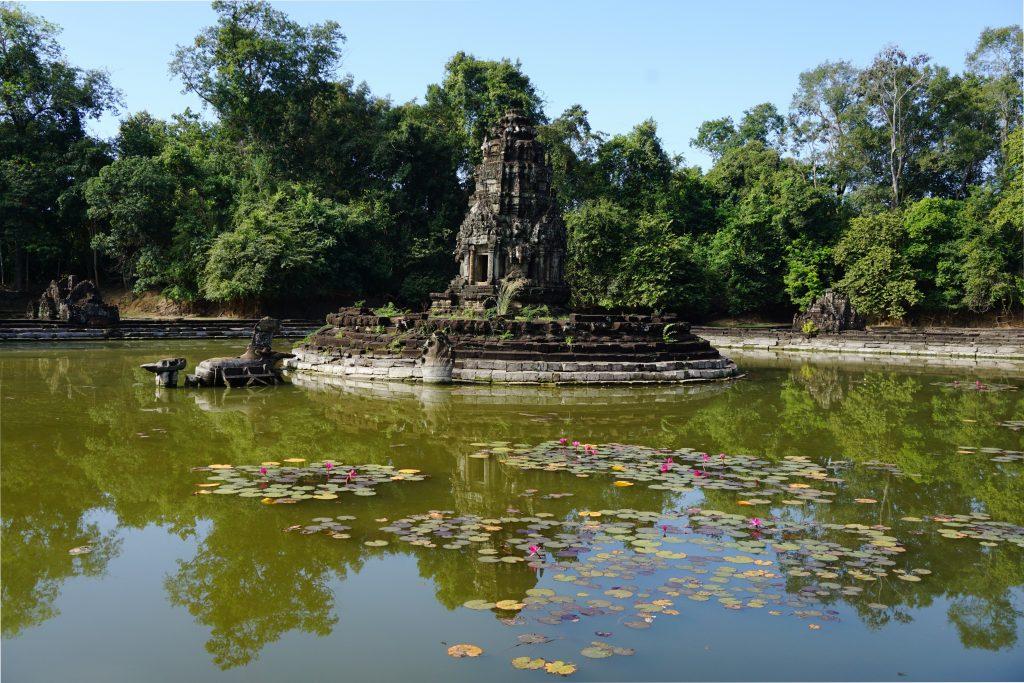 Templo Neak Poun
