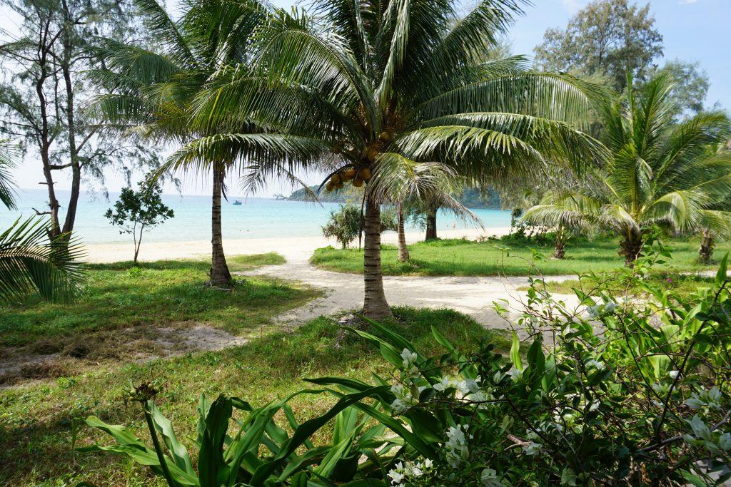 Lazy Beach, Koh Rong Samloem, Camboya