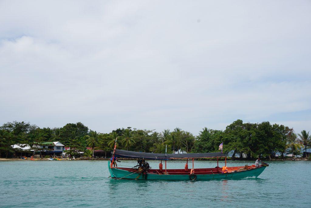 M'Pay Bay Village, Koh Rong Samloem, Camboya