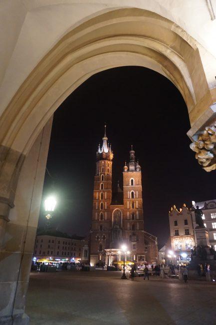 Basílica de Santa María, Cracovia