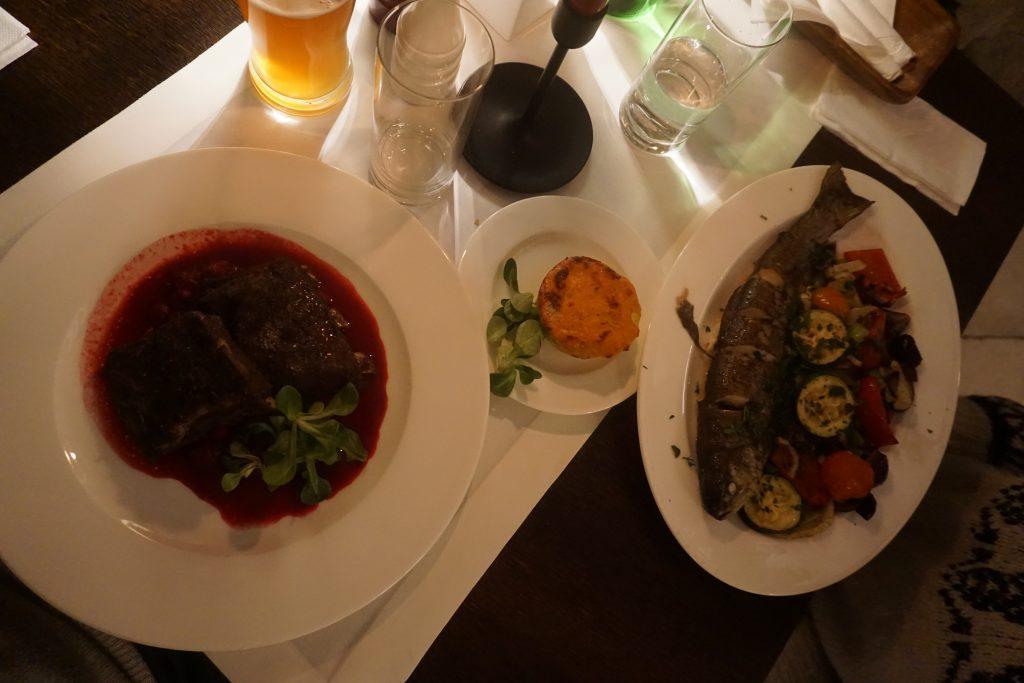 Restaurante Klimaty Poludnia, Cracovia