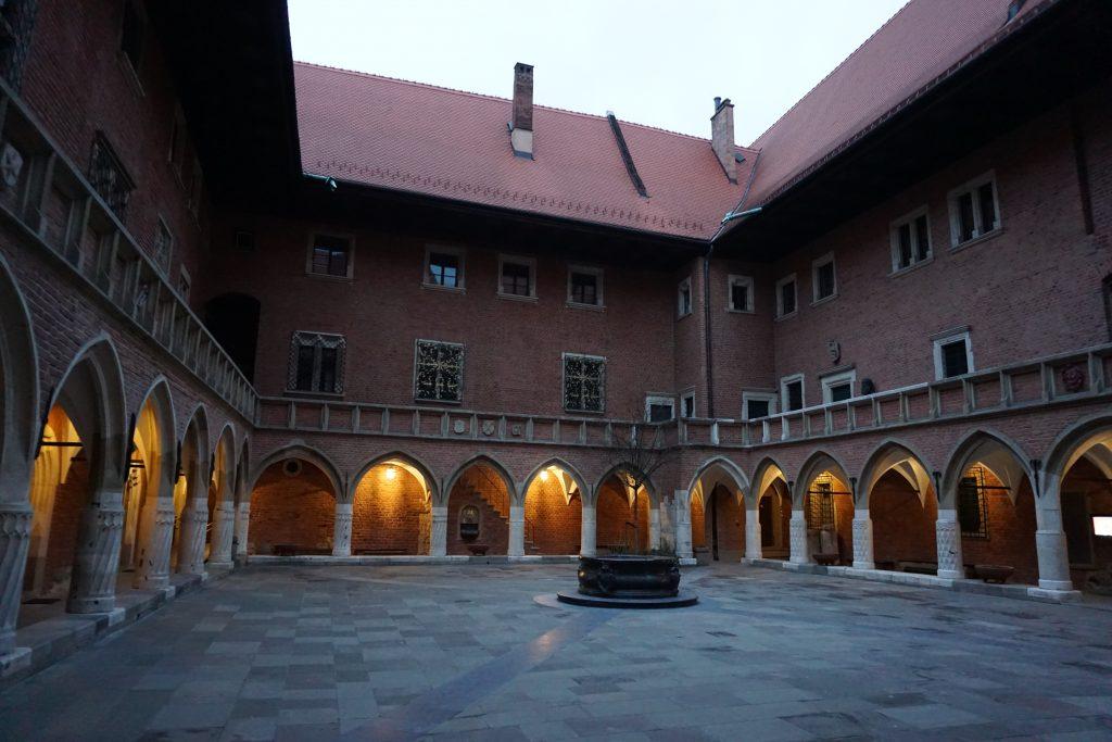 Collegium Maius, Cracovia